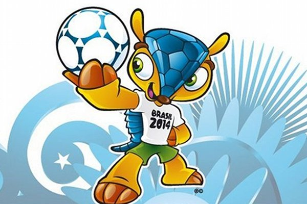 Endangered Armadillo Named Mascot of 2014 Soccer World Cup