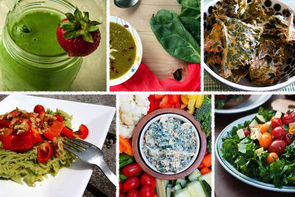 35 Delicious Ways to Eat More Greens