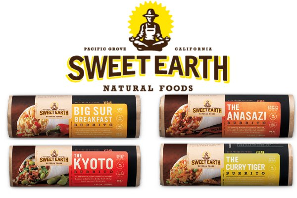 Product Review: Sweet Earth Natural Foods