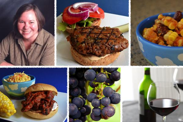 Featured Green Monster: Tami Noyes, Cookbook Author