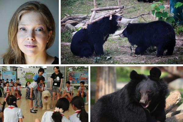 Featured Green Monster: Maya Gottfried, US Communications Manager, Animals Asia