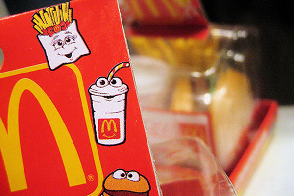 Is Your Child's Happy Meal Causing Early Puberty?