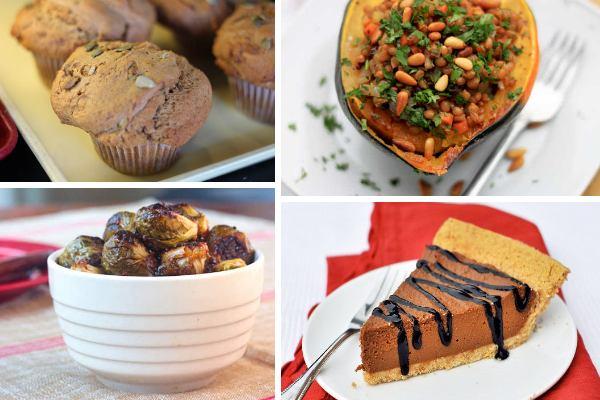 Giving Thanks For Amazing Vegan Recipes