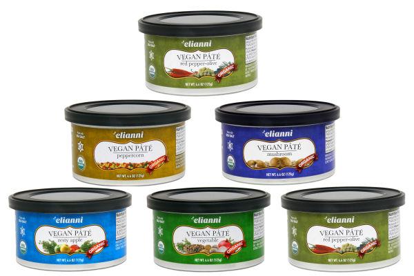 To Eat Well Vegan Pâté