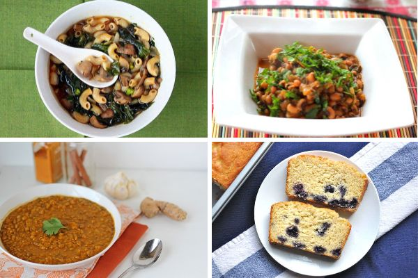 6 Traditional New Year's Foods: Vegan Style!