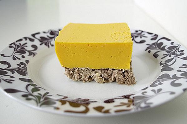 Recipe: No Bake Coconut Pumpkin Pie