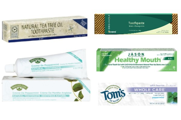 Your Guide to The Best Natural Toothpastes