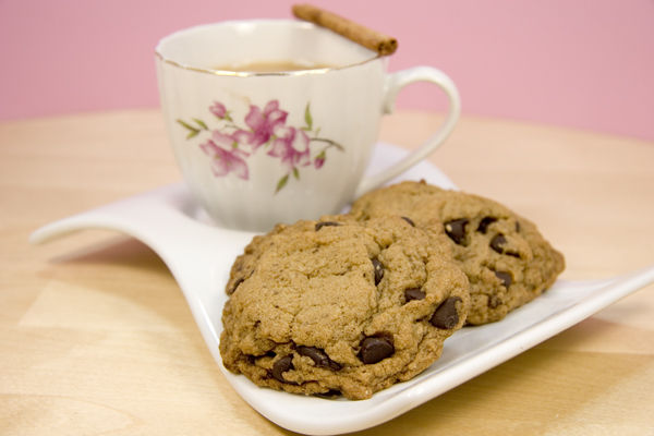 Recipe: Chai Spiced Chocolate Chip Cookies