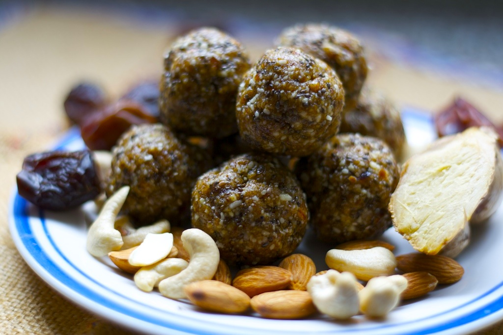 10 Big Bad Energy Balls