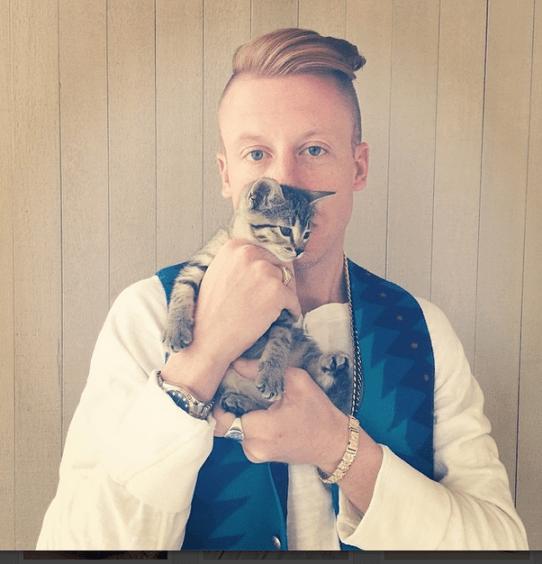 Celebs Crazy Cat People