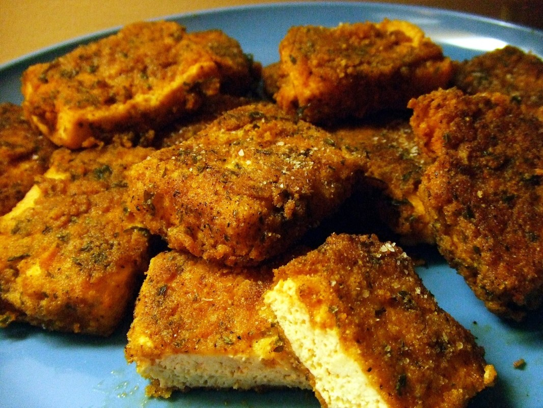 buttermilk fried tofu (4)