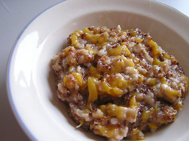 Vegan Quinoa Breakfast