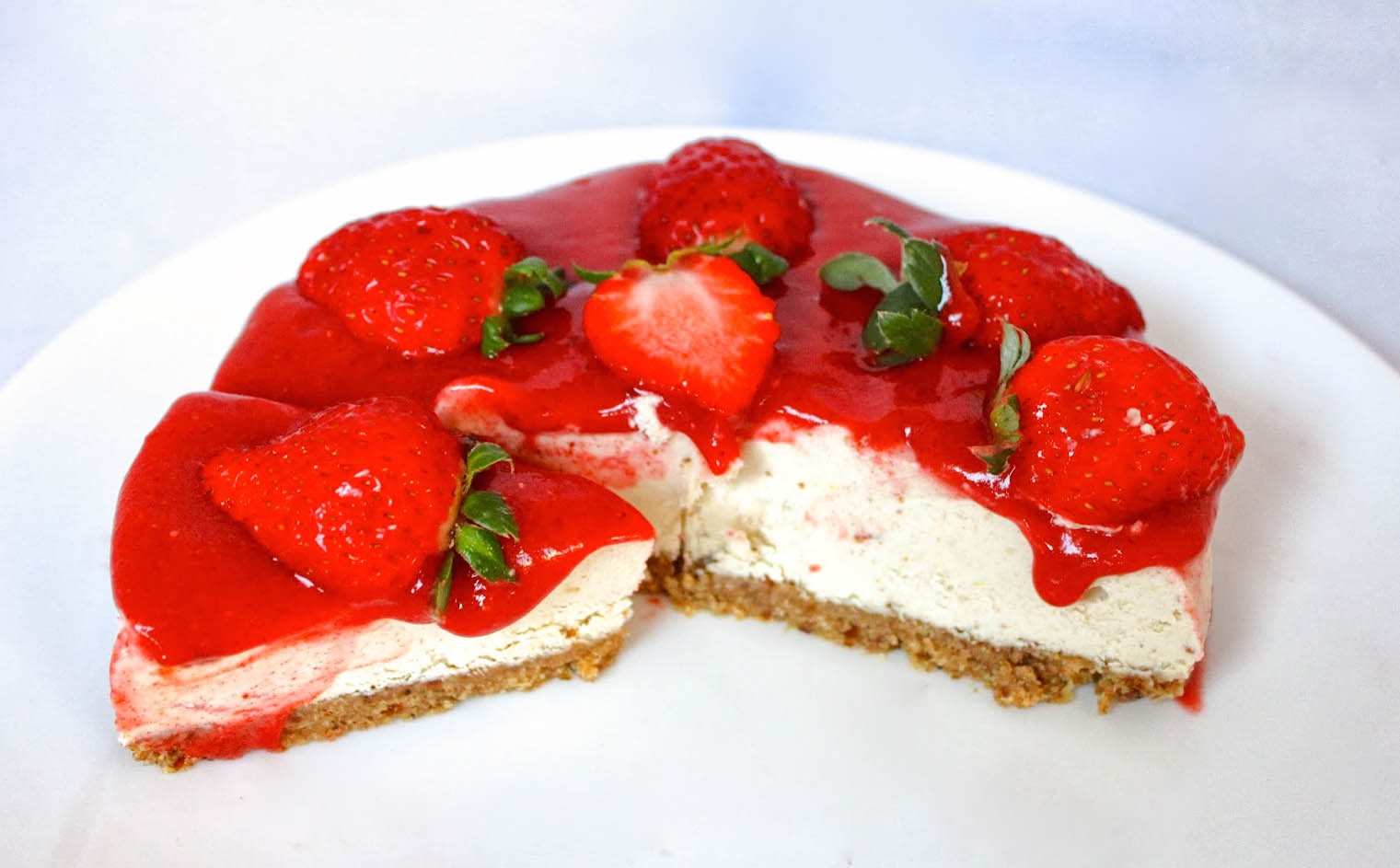 strawberry cheesecake good