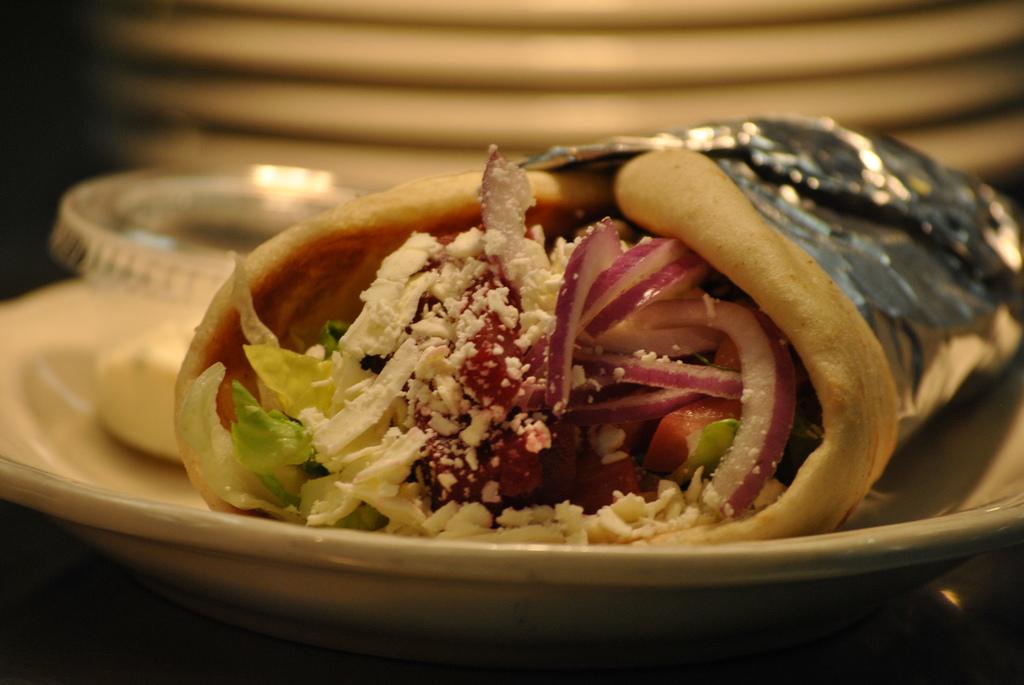 greek wrap