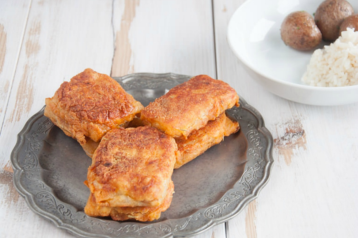 Vegan Fried 'Chicken'