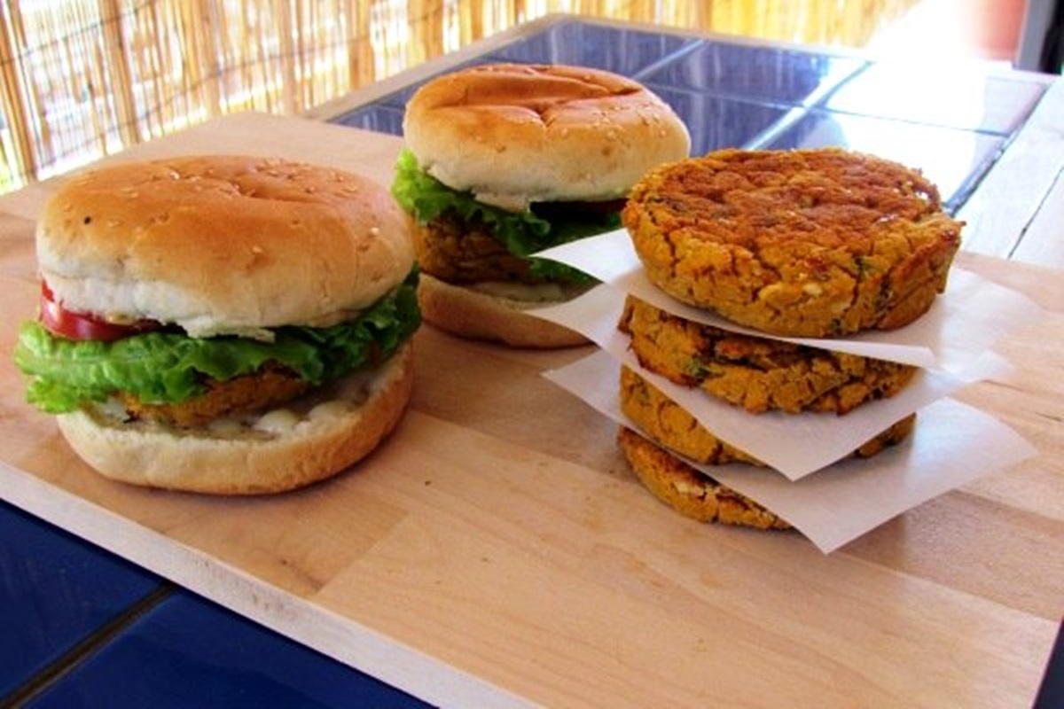 Vegan-White-Bean-Sweet-Potato-Burgers