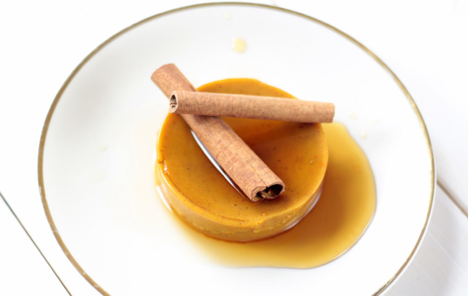 Pumpkin Pudding [Vegan, Gluten-Free]