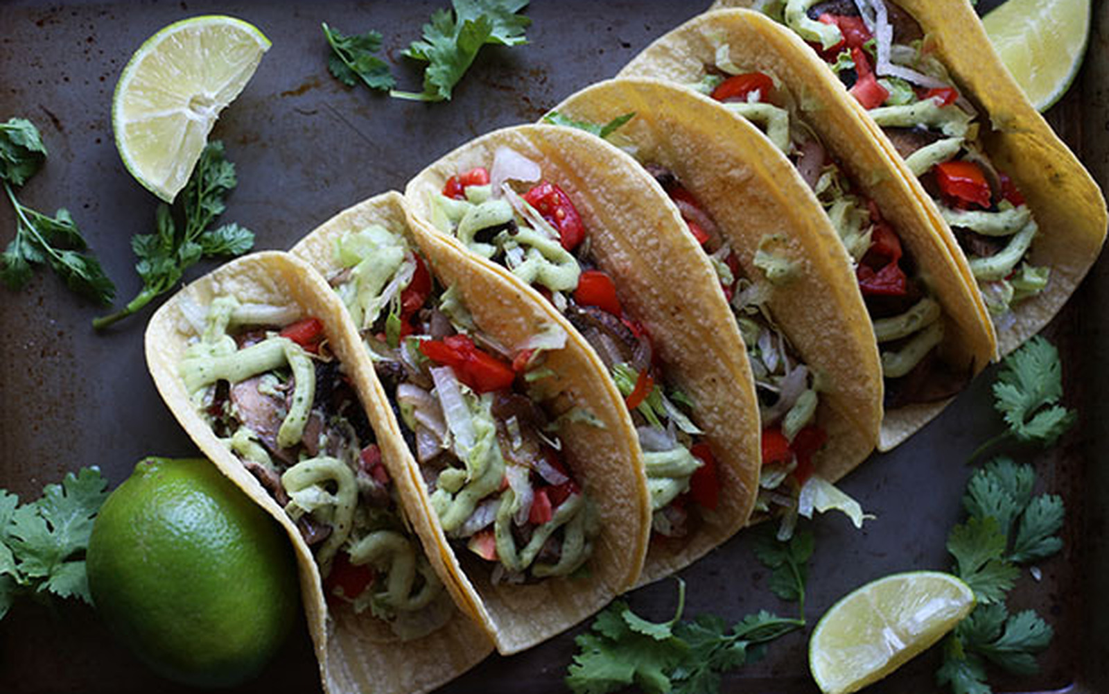 Better than Steak Tacos [Vegan, Gluten-Free]