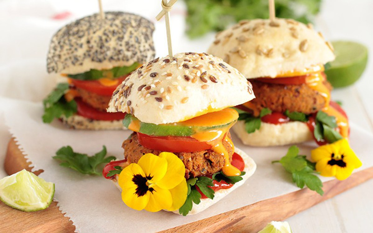 20 of our most mouthwatering veggie burgers ever one green planet