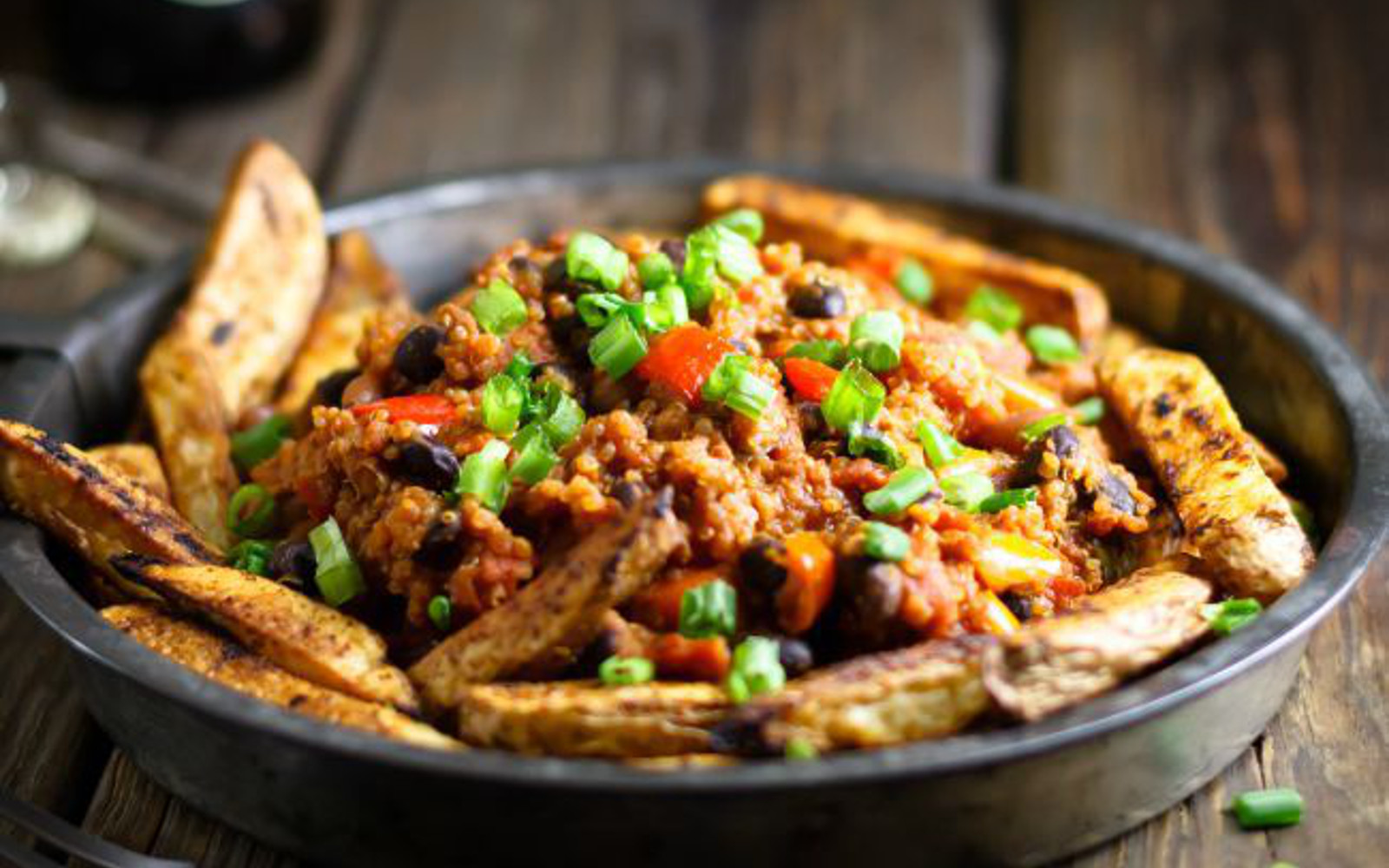 quiloa chili fries