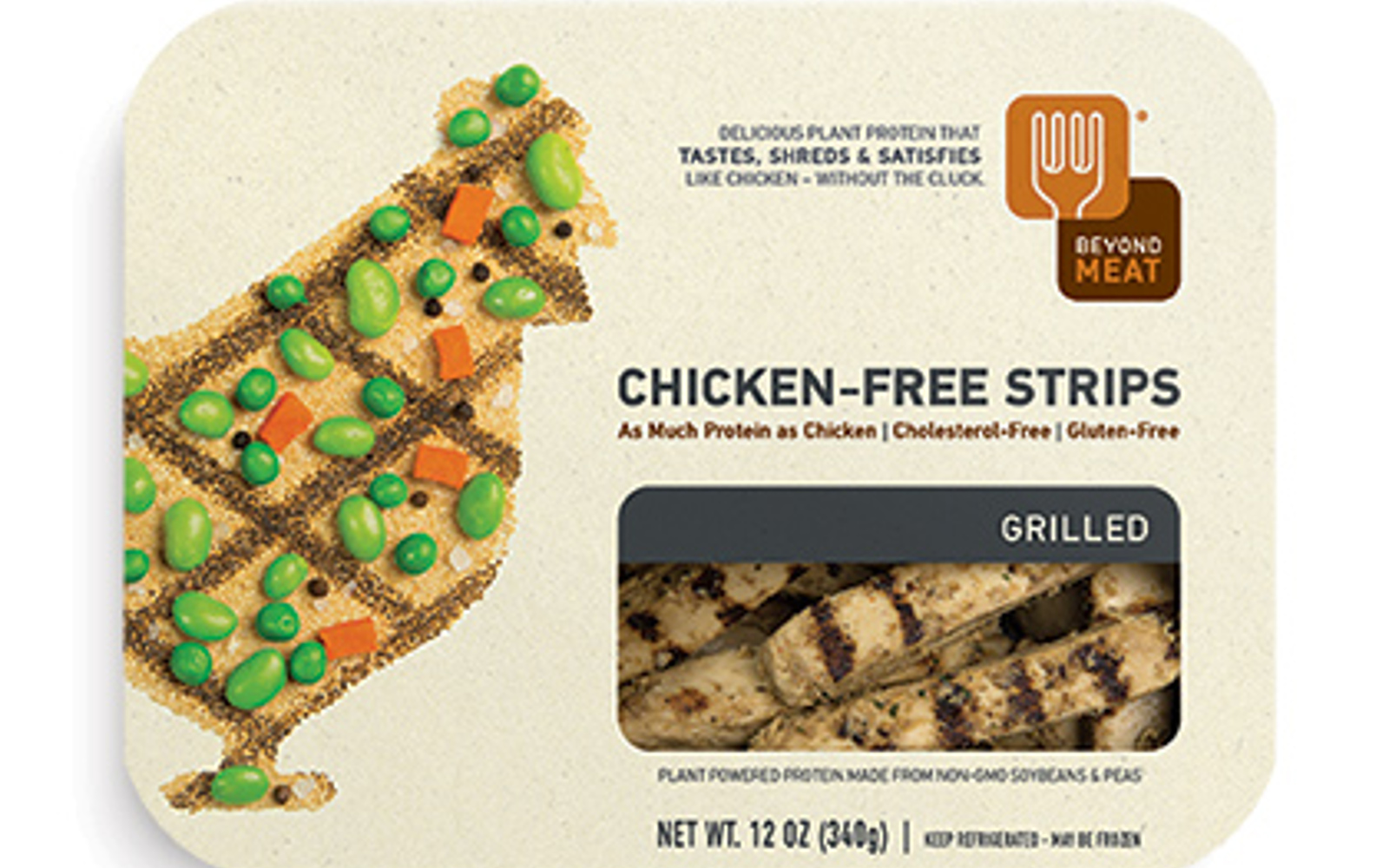 Beyond Meat Chicken Strips