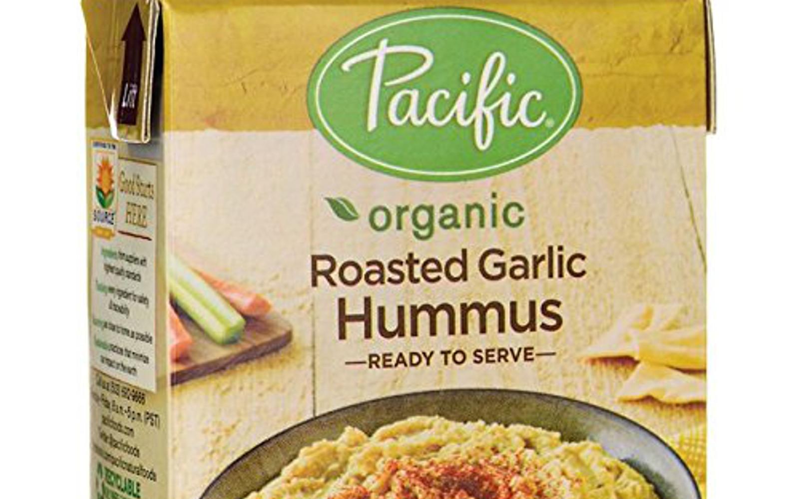 Pacific Hummus