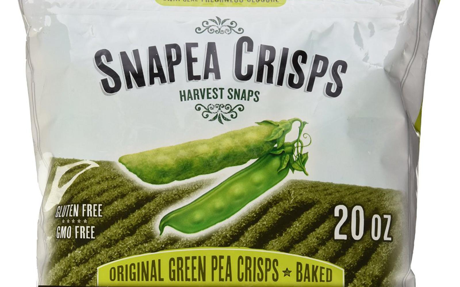 Snappea Crisps