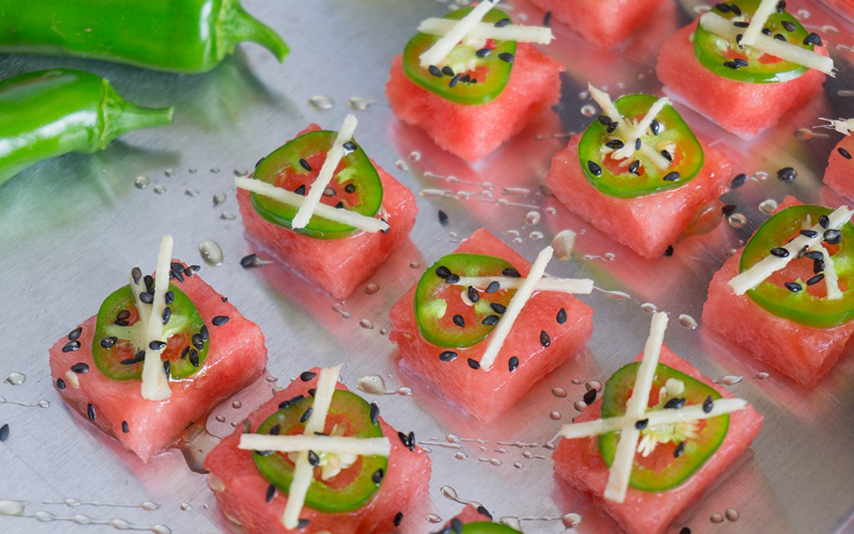 Watermelon Sashimi 3