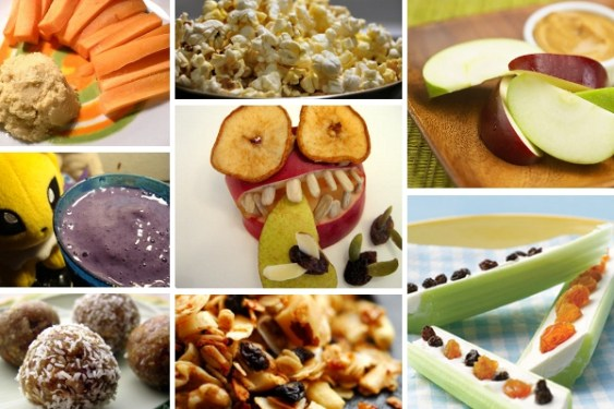 Healthy And Budget Friendly Vegan Snacks For Kids One Green