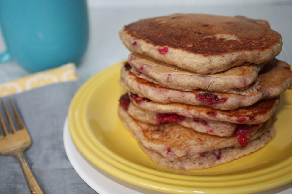 Bananaberry Pancakes