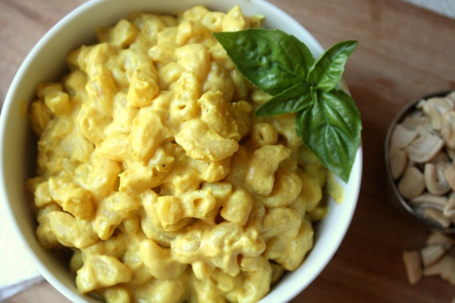 Very Cheesy vegan Mac 'n' Cheeze
