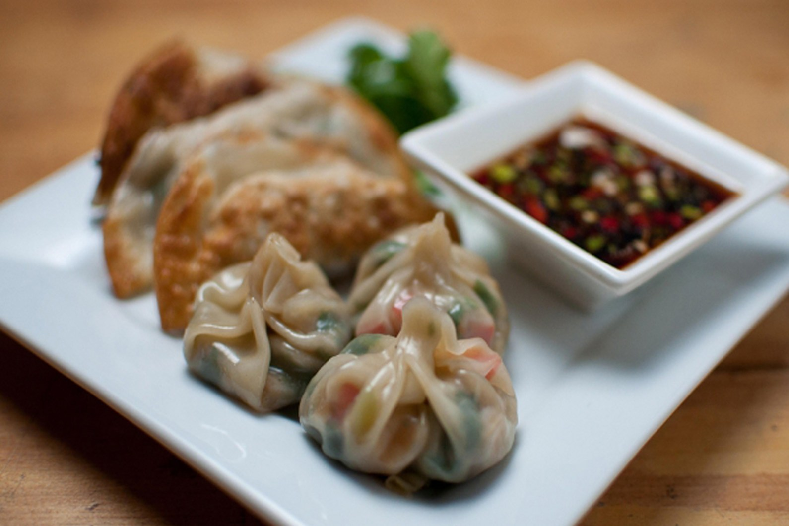 The Best Veggie Items on the Menu in a Chinese Restaurant - One ...