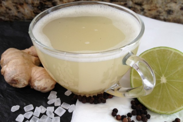Ginger Elixir – Ayurvedic Digestive Drink