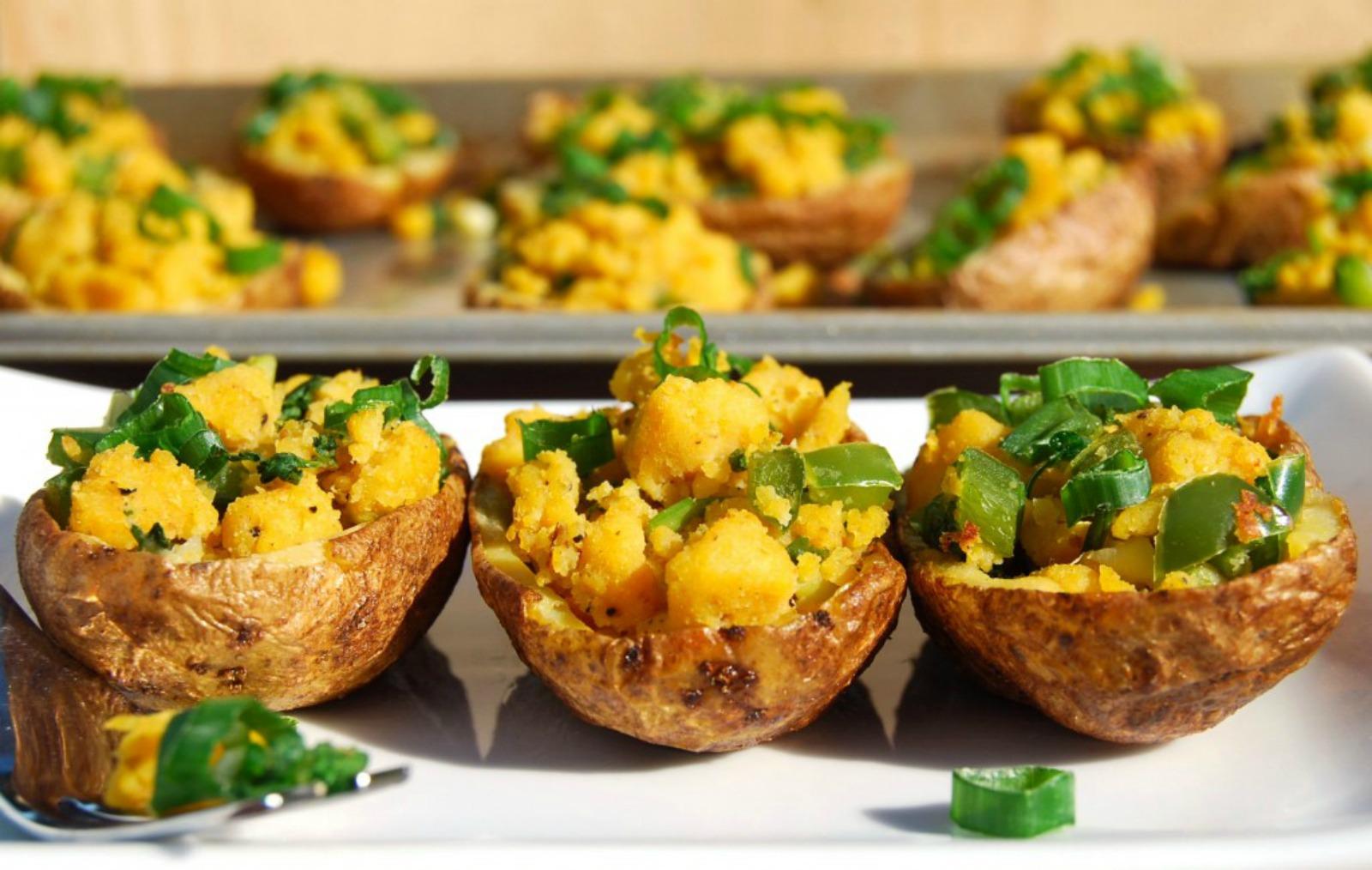 8 Ways to Make Badass Baked Potatoes