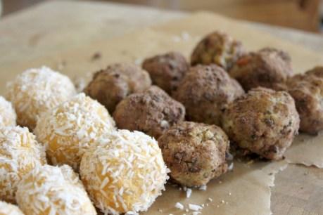 Vegan Sugar-Free Truffles, Two Ways [Gluten-Free]