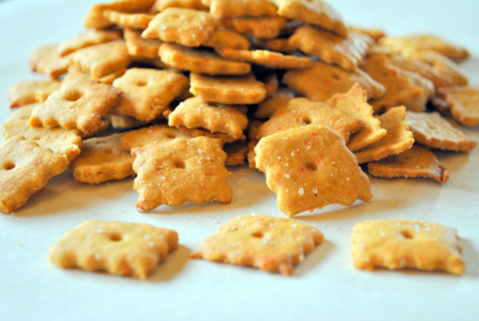 How to make your own healthy crunchy snack foods one green planet solutioingenieria Choice Image