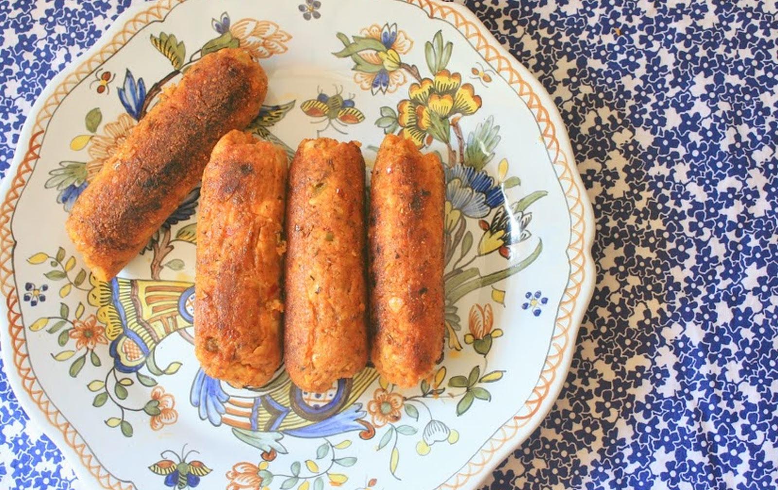 Homemade Andouille Sausages [Vegan, Gluten-Free]