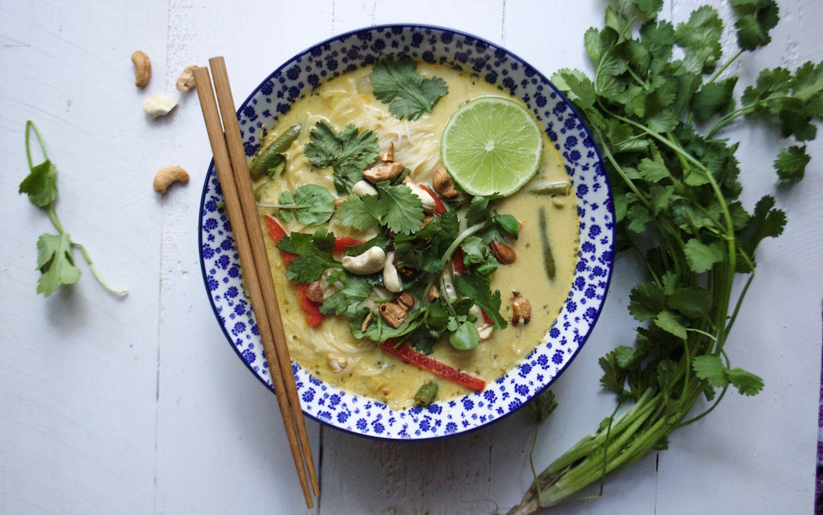 Curry Laksa [Vegan]