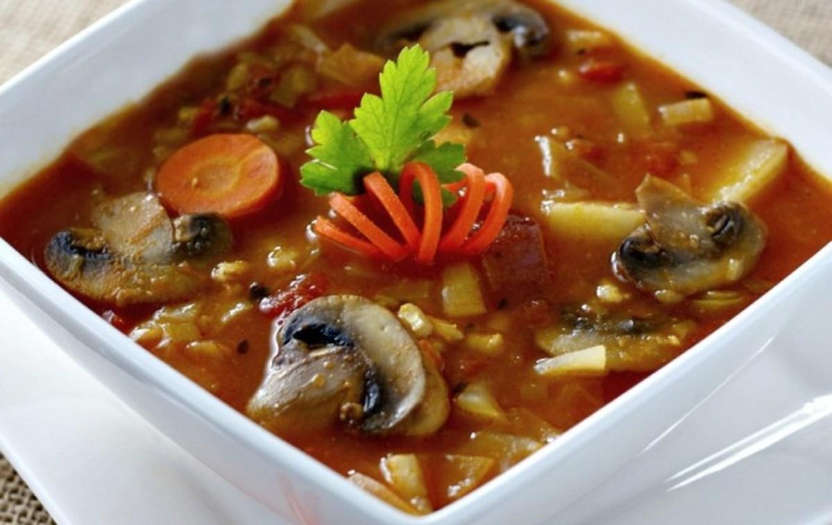 Vegan Irish Vegetable Lager Stew