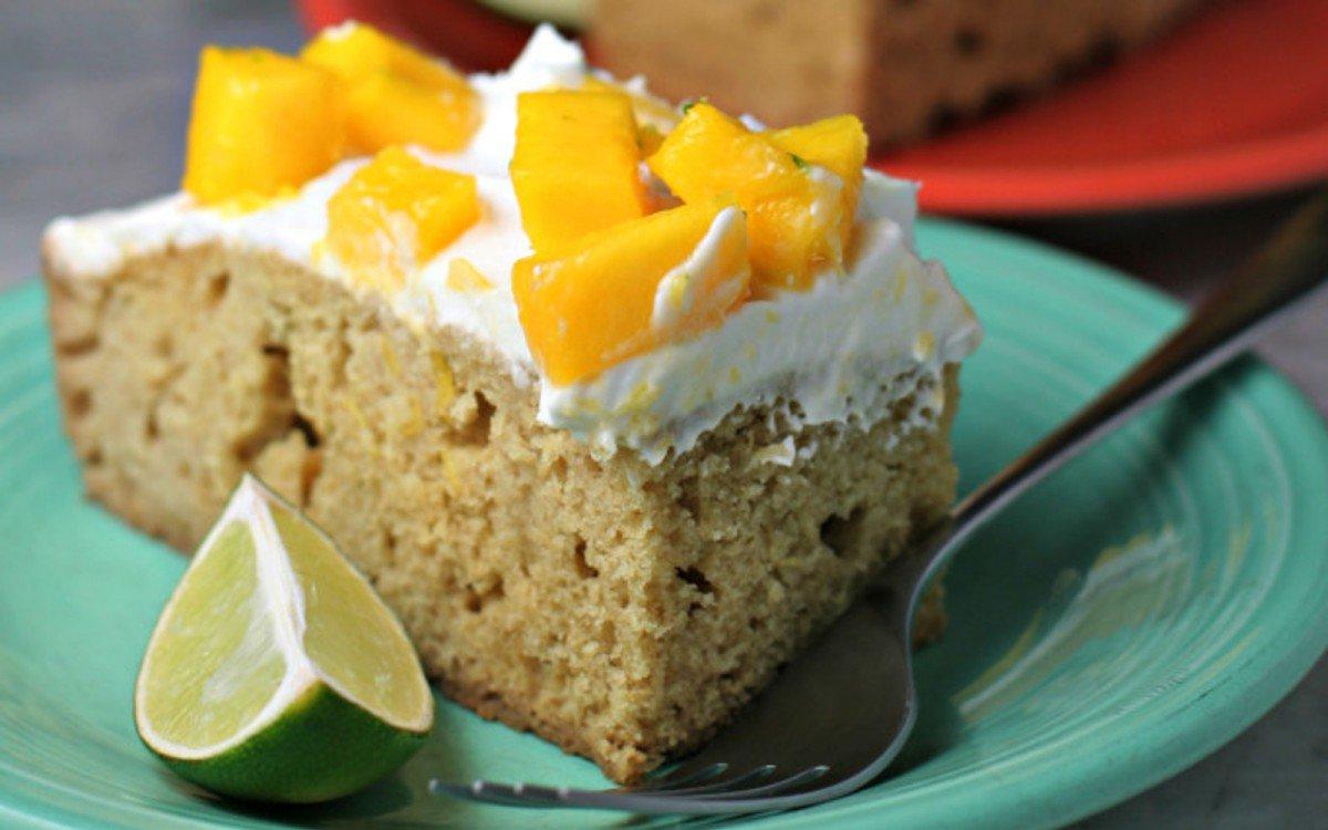 Easy Vegan Tres Leches Cake