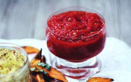 Homemade Hot Chili Sauce 2