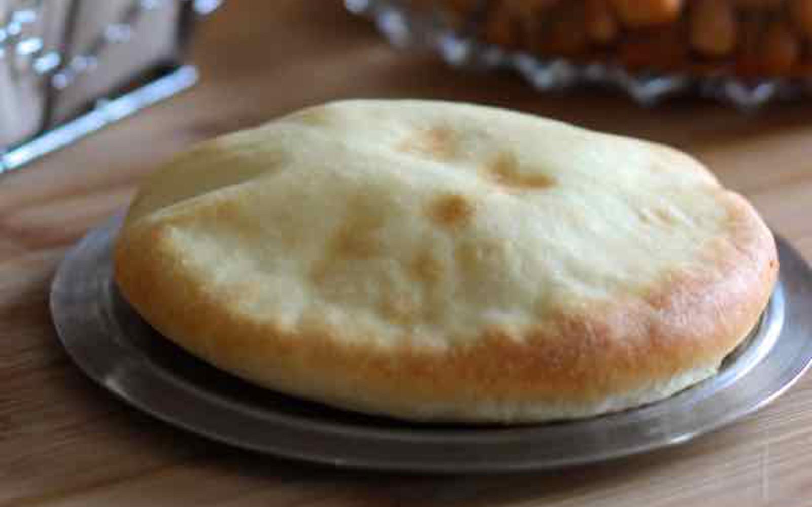 Israeli Pita Bread 1