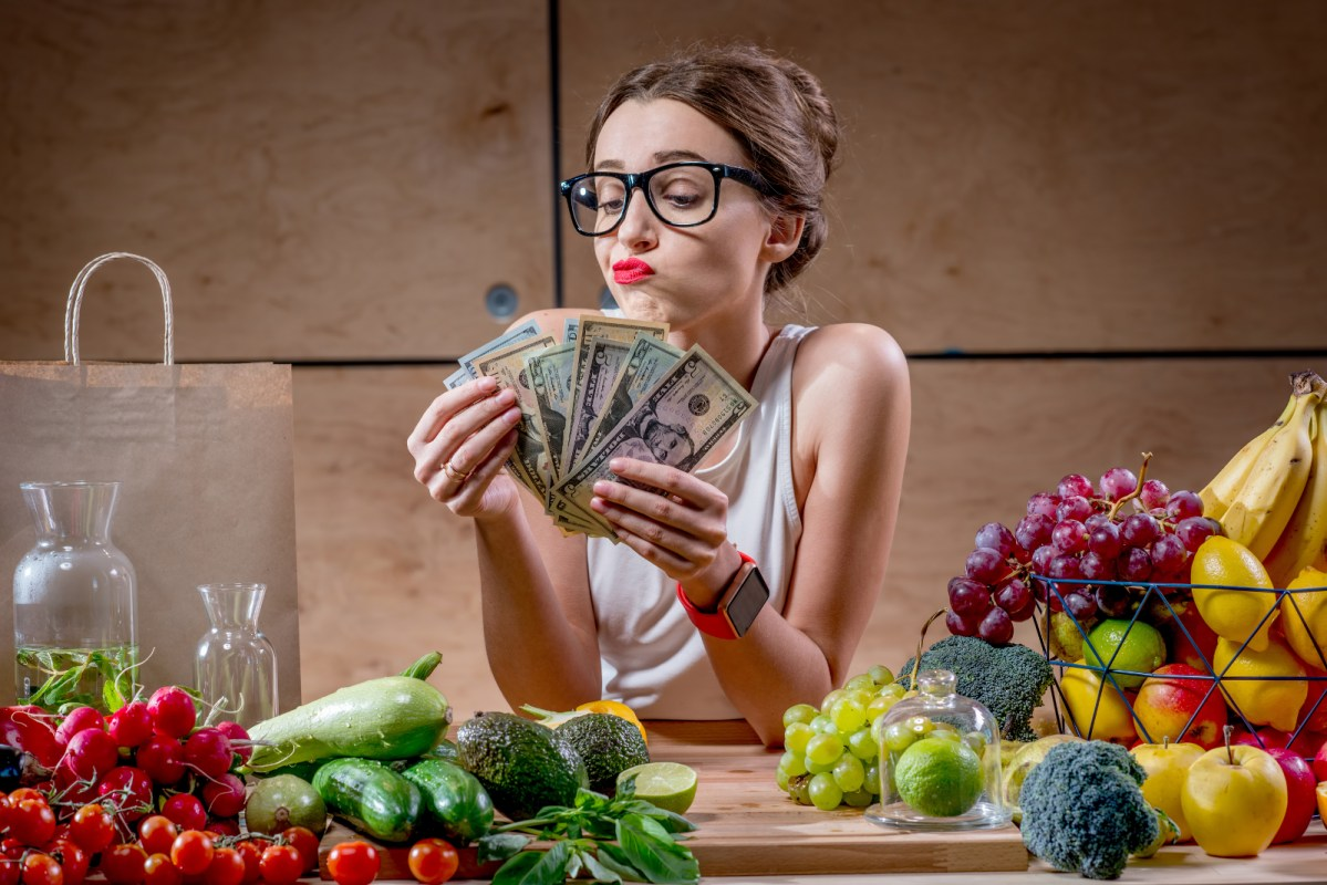 Eating Natural Foods On A Budget