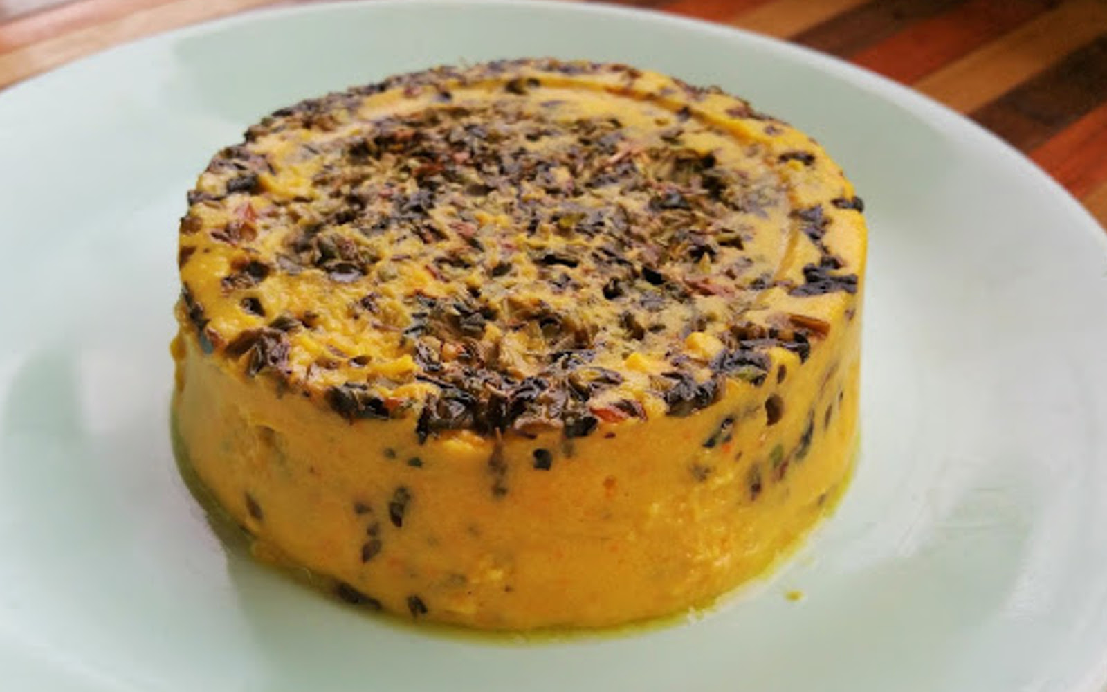 Potato and Carrot Cheese