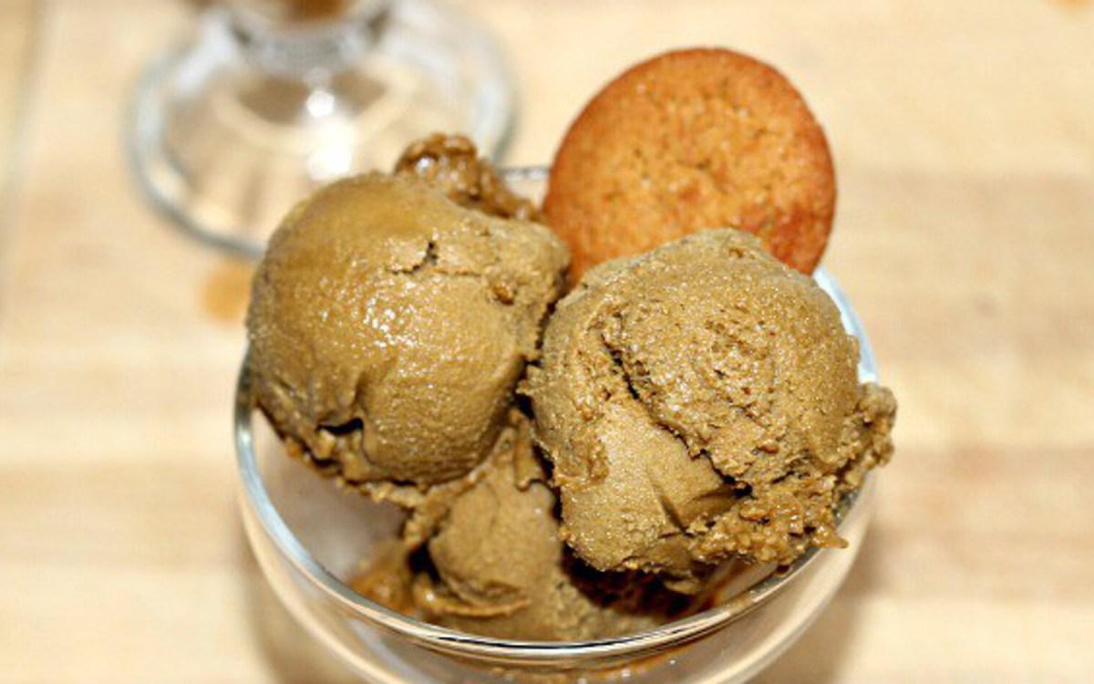 Gingerbread ice cream vegan gluten free one green planet ccuart Gallery