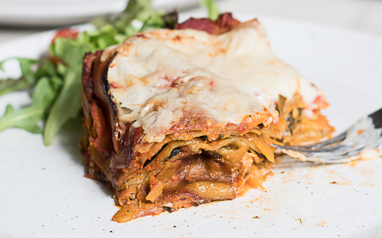 Tomato Eggplant Lasagna