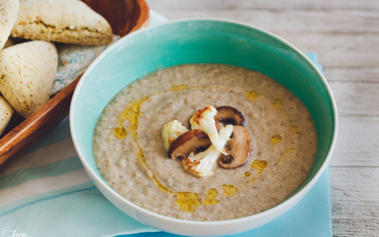 15 Creamy Vegan Soups You Can Make In Your Blender! - One ...