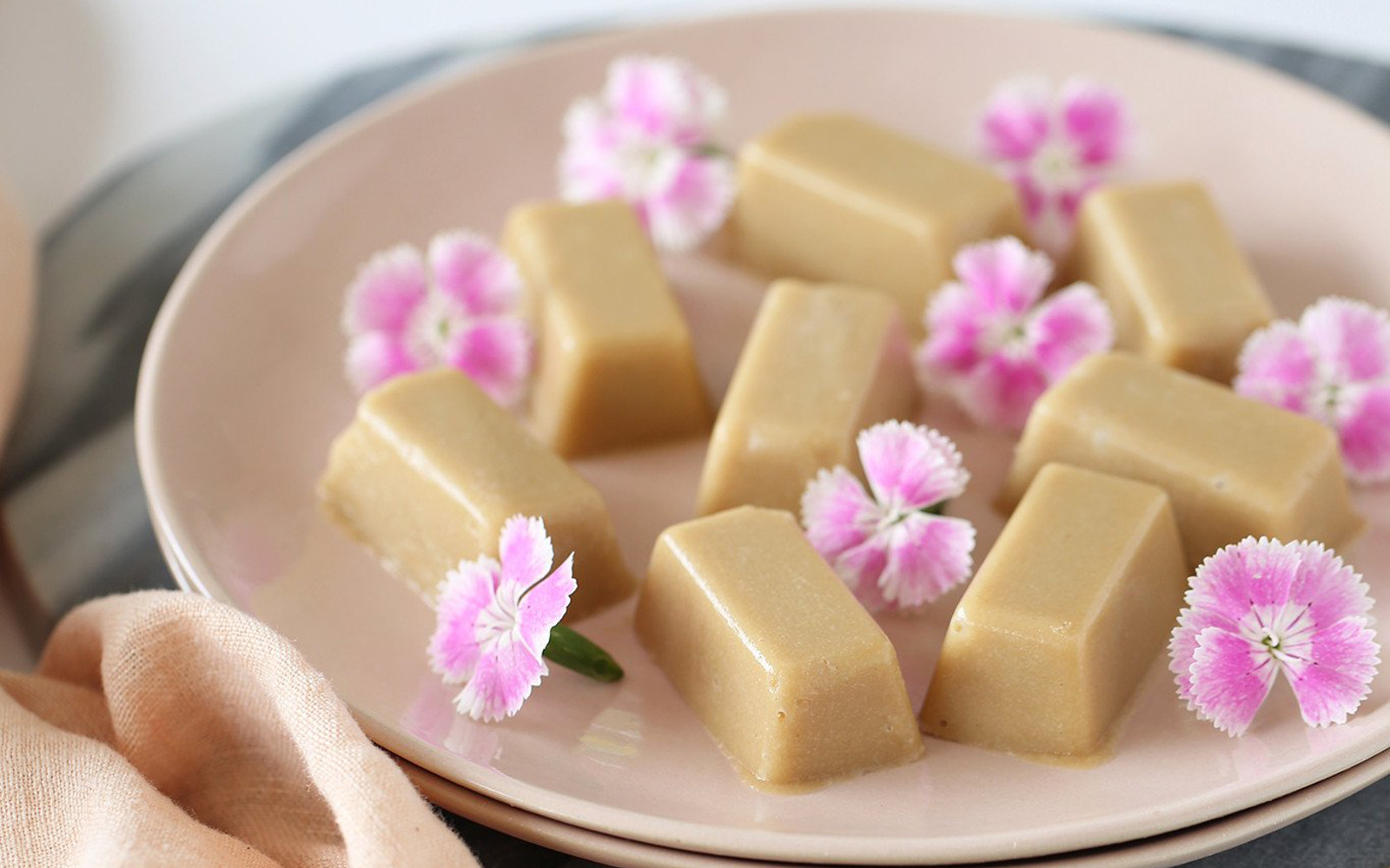 Raw Russian Tahini Fudge