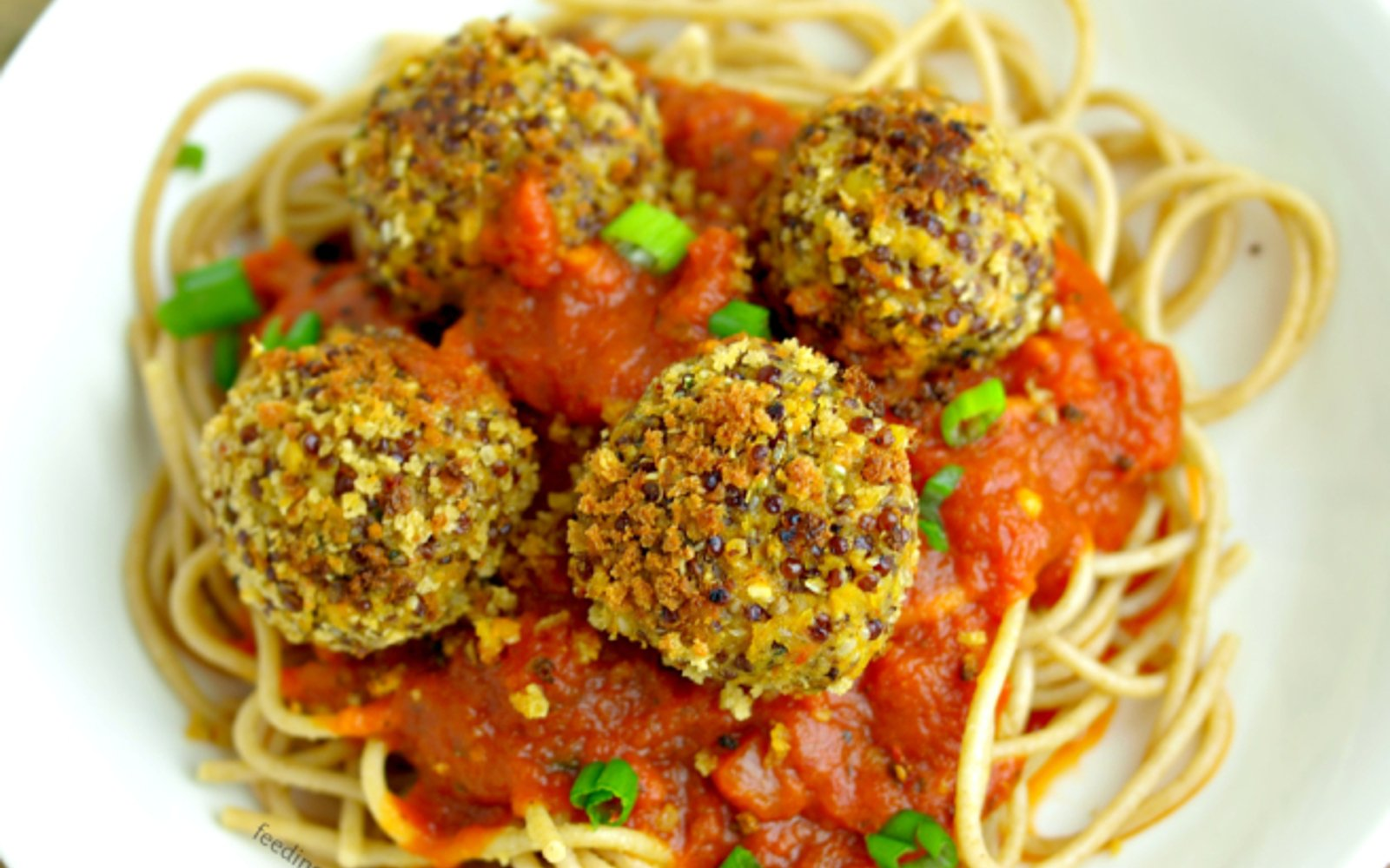 lentil hemp meat balls