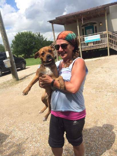 How this Small, but Mighty Organization is Working to Help Save Dogs in Louisiana